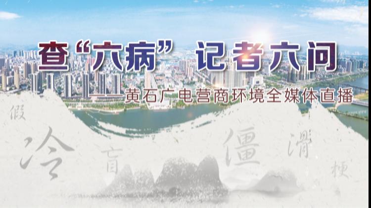 "title='查""六病""记者六问——黄石广电营商环境全媒体直播(6)'"